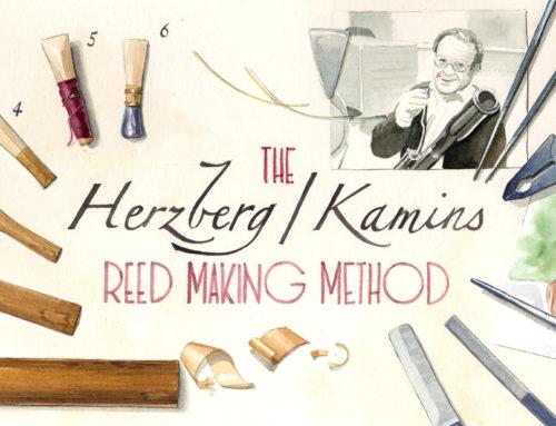 Herzberg/Kamins Reed Making Method